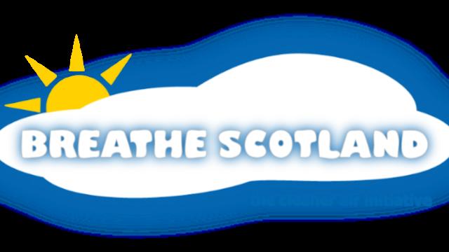 Breathe Scotland logo