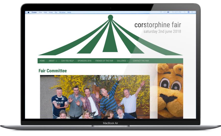 Corstorphine Fair