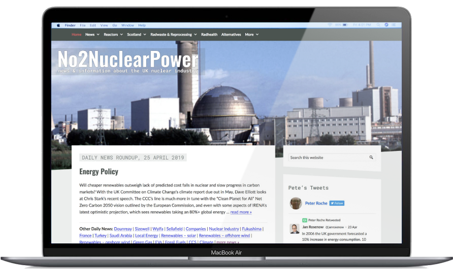 No2NuclearPower