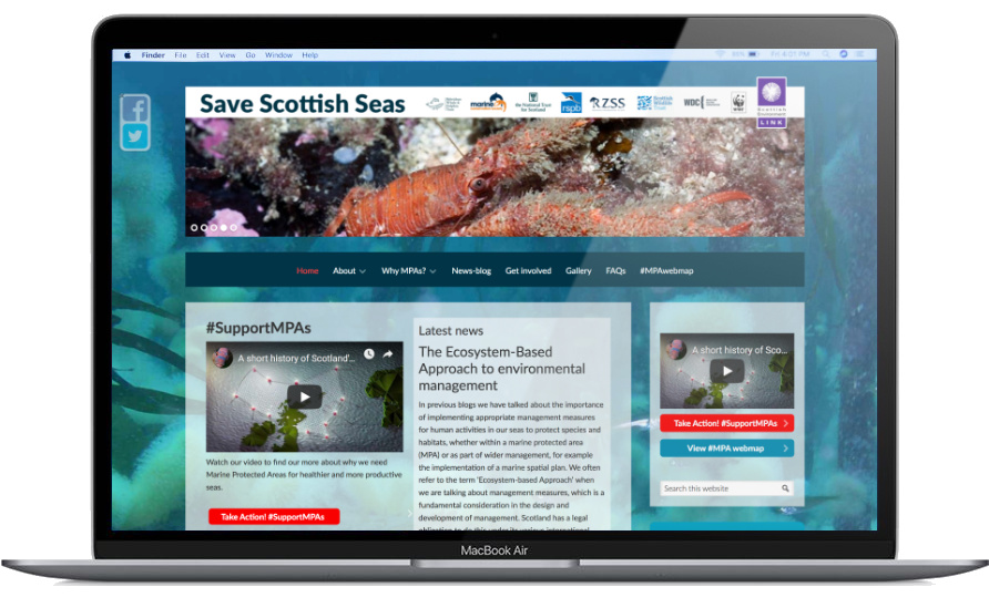 Save Scottish Seas